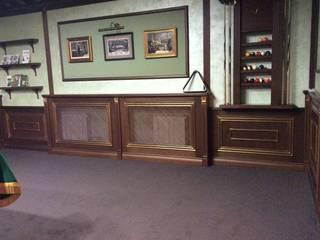 Экраны для батарей Рабочий кабинет в классическом стиле от FABBRI мебель и декор Классический