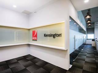 Acco Brand @ Menara KYM Infinite Intelligence Sdn Bhd Office buildings Glass Grey