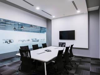 Acco Brand @ Menara KYM Infinite Intelligence Sdn Bhd Office buildings Iron/Steel Grey