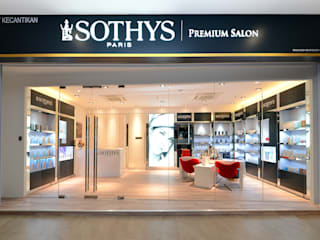 Sothys - Tropicana Avenue Infinite Intelligence Sdn Bhd Offices & stores