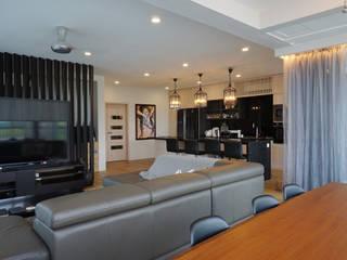 Armanee Terrace II Infinite Intelligence Sdn Bhd Living room