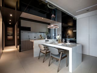 勻境設計 Unispace Designs Modern kitchen