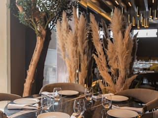 Miramaia Steakhouse por X8 Solutions Group Eclético