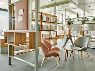de INpuls interior design & architecture Moderno