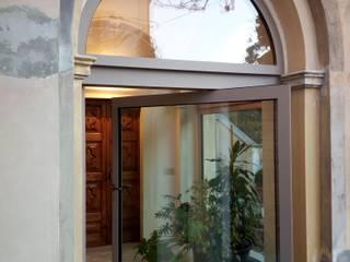 Porta ad arco Opendoor Italia Porte d'ingresso Ferro / Acciaio Grigio