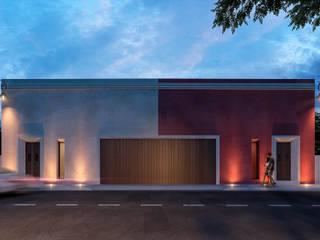 Casas AA de Álvarez Bernés Arquitectura Moderno