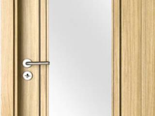 Portas interiores por medida, vários modelos disponiveis por Beiramadeiras Decor Representações Lda. Moderno