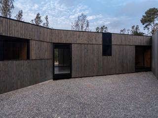 Casa Piñatas Casas de estilo minimalista de Whale! Minimalista