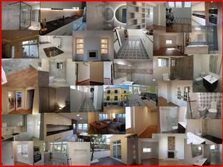 Portfolio trabalhos de obras e remodelações Cozinhas modernas por KR Home - Obras e remodelações Moderno