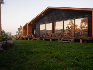 Casa 4 casas Casas de estilo minimalista de GAV Minimalista