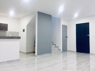 Modelo Badia Salones minimalistas de Hacienda Santa Fe Minimalista