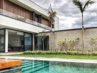 Residência ML Casas modernas por Otta Albernaz Arquitetura Moderno