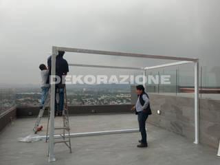 PERGOLAS TORRE POLAREA POLANCO de DEKORAZIONE