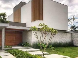Residência DF Casas modernas por Otta Albernaz Arquitetura Moderno