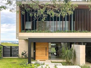 Residência KC por Otta Albernaz Arquitetura Moderno
