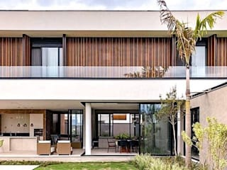 Residência ML por Otta Albernaz Arquitetura Moderno