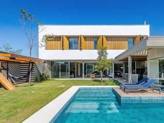 Residência DF por Otta Albernaz Arquitetura Moderno