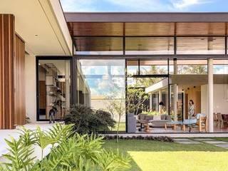 Residência MS por Otta Albernaz Arquitetura Moderno