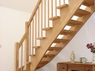 MERDİVENCİ Stairs Wood Wood effect