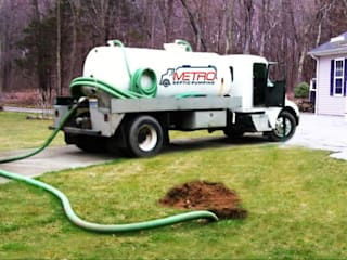 by Metro Septic Pumping