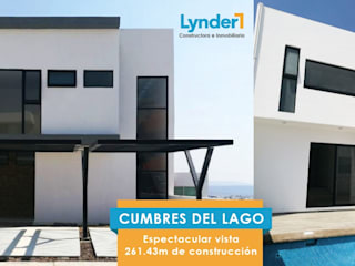 Residencia Tequesquitengo de Lynder Constructora e Inmobiliaria Minimalista