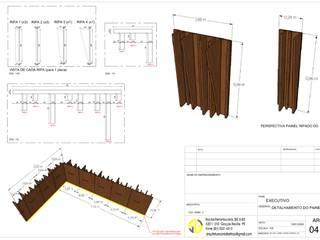 modern  by Arquitetura Sônia Beltrão & associados, Modern