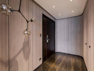 台北 J 宅 大企國際空間設計有限公司 前門