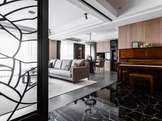 新北W宅-Part 1 大企國際空間設計有限公司 門