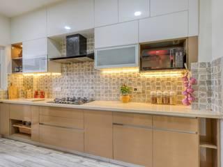 Mapsko casabella, Gurugram HomeLane.com Built-in kitchens