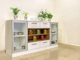 Mapsko casabella, Gurugram HomeLane.com Kitchen units