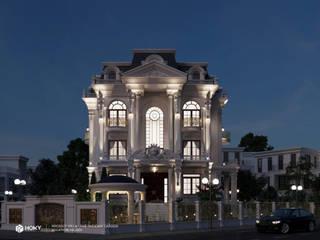 Biệt thự The Phoenix Garden bởi Công ty TNHH xây dựng và kiến trúc Homy Việt Nam Kinh điển