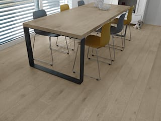 Listoni dalla superficie sabbiata di Cadorin Group Srl - Italian craftsmanship Wood flooring and Coverings Moderno