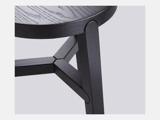 GLYPH stool por Porventura Moderno