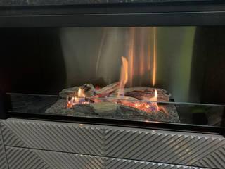 Биокамин Planika Pure Flame — и тумба, и подоконник: сучасний  вiд Planika, Сучасний