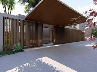 by MJARC - Arquitetos Associados, lda Modern