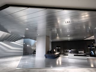 Z CASA 信義店 根據 大器聯合室內設計有限公司 工業風
