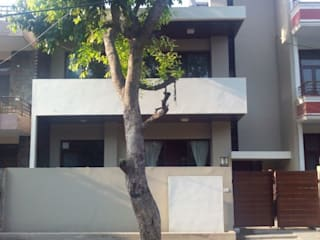 215 sqyd Residence Sushant Lok 1, Gurgaon by Dream Space Architects and Interior Designers Modern