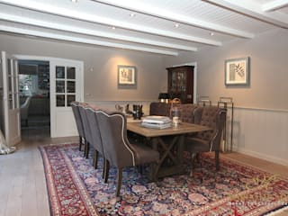 Classic style dining room by Marcotte Style Classic