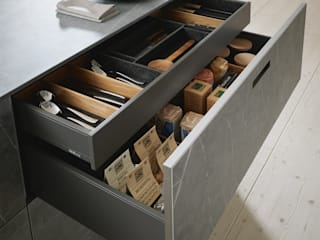 Spitzhüttl Home Company KitchenStorage Grey