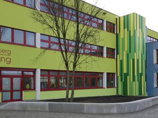 Umbau Manzenbergschule Moderne Schulen von Markus Keßler Architektur Modern