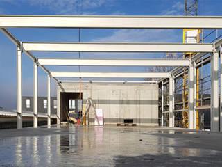 Erweiterung Betriebsgebäude : modern  von Markus Keßler Architektur,Modern