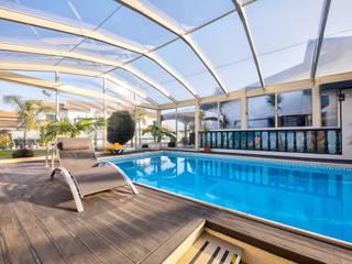 Moradia T3 com piscina na Gafanha da Nazaré. Piscinas clássicas por Next House Clássico