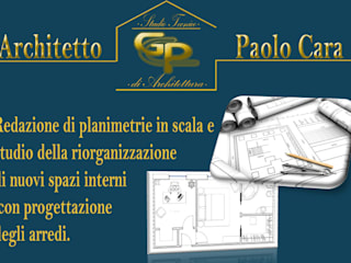 Servizi di consulenza e progettazione di Architetto Paolo Cara
