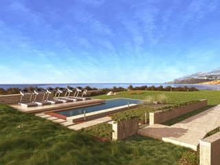 Exterior - Resort Vega FX di Leonardo Papa Giardino classico