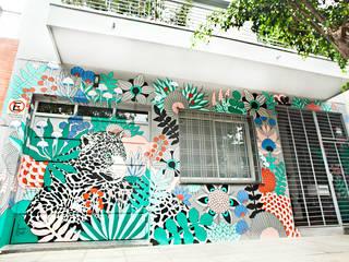 Reforma de una casa. de Ba75 Atelier de Arquitectura Moderno