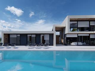 Casa CV de WINTERI Mediterráneo