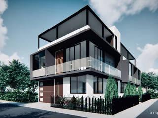 Modern Houses by 4.19Arquitectos Modern