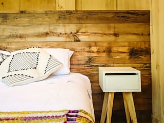 Casa OB Dormitorios de estilo rústico de WINTERI Rústico