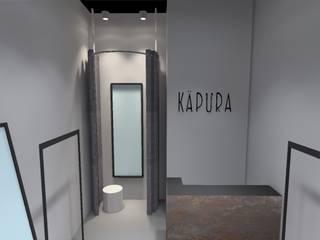 Kapura local Casacostanera de ATELIER3 Minimalista