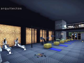 Modern Gym by 4.19Arquitectos Modern